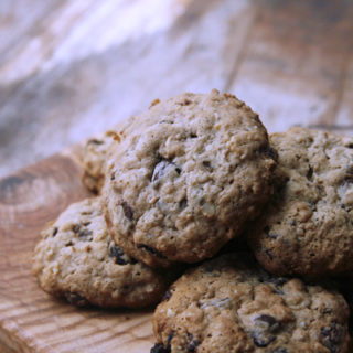 Oatmeal Raisin Chocolate Chip Cookies Recipe