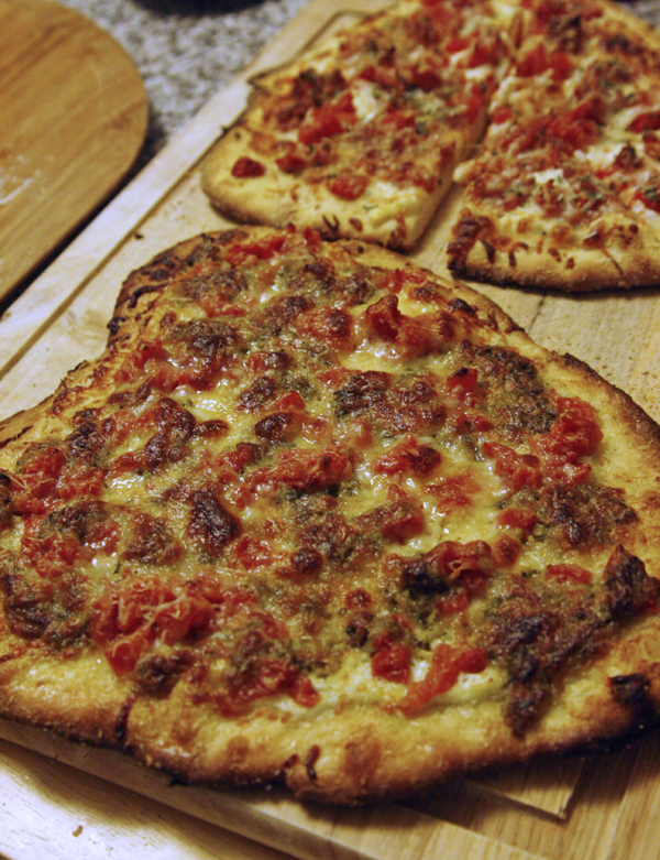 Homemade Pizza Dough Recipes and Tips