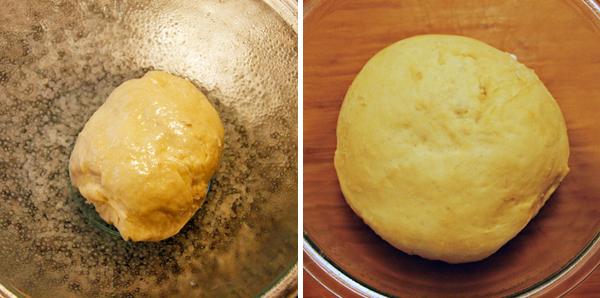 Rising Pizza Dough