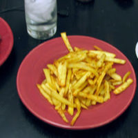 Super Easy Low-Fat Oven Fries