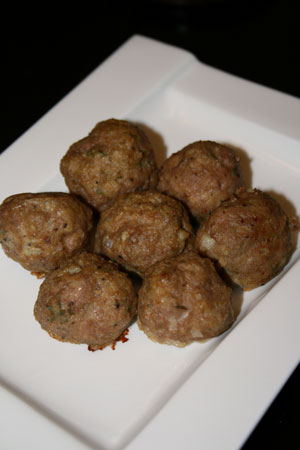 Healthy and Tasty Turkey Meatballs