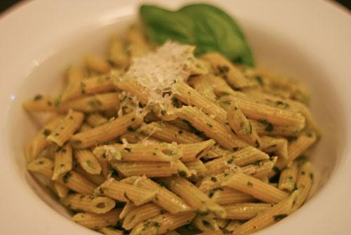 Basic Basil Pesto Recipe