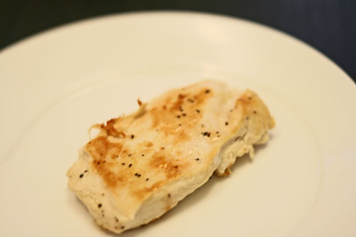 Easy Low-Fat Salt and Pepper Chicken Breasts