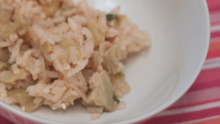 Artichoke and Herb Risotto