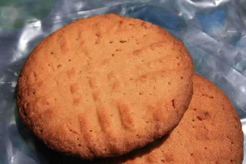 Peanut Butter Cookie Recipe