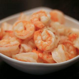 Buttery Roasted Shrimp Recipe