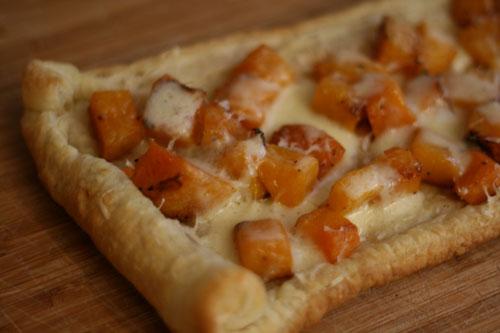 Freeform Puff Pastry Tart Recipe