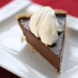 Ultimate Chocolate Truffle Pie Recipe