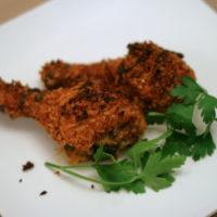 Crunchy Oven Fried Chicken Recipe