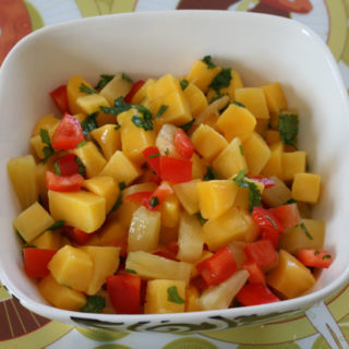 Will's Fruity Salsa