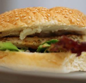 Chicken Souvlaki Sandwich Recipe