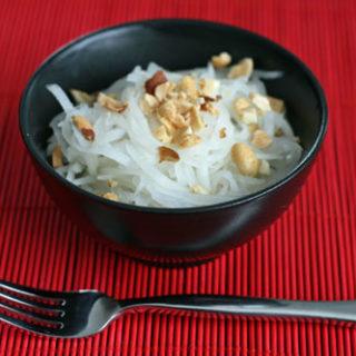 Easy Daikon Salad Recipe