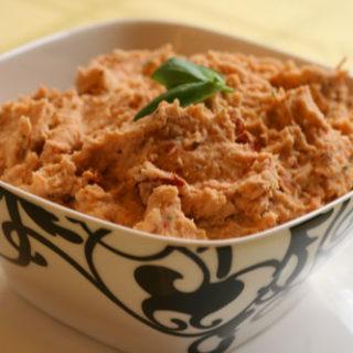 Sundried Tomato Spread Recipe