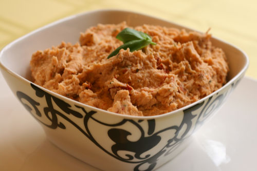 Sundried Tomato Spread Recipe