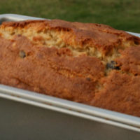 Chocolate Chip Banana Nut Bread Recipe
