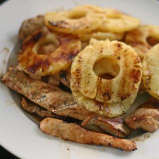 Grilled Island Chicken Recipe