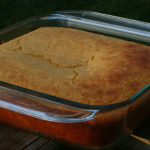 Honey Maple Cornbread Recipe