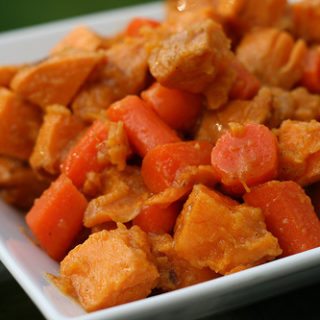 Sweet Potato and Carrot Salad Recipe