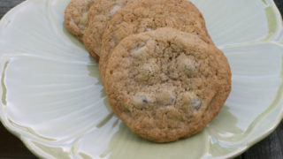 Cooking with Kids: Whole Wheat Chocolate Chip Cookies