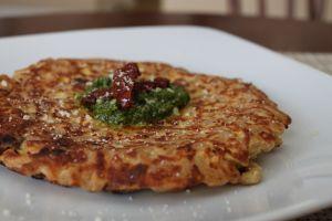 Sundried Tomato Pasta Pizza Recipe