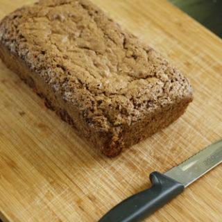 Cinnamon-alicious Zucchini Bread