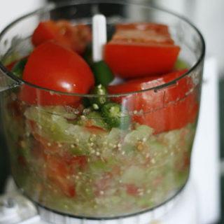 Easy Tomato Tomatillo Salsa Recipe