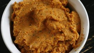 Sundried Tomato Basil Hummus
