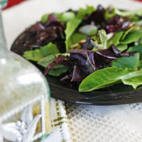 Shallot Vinaigrette Recipe