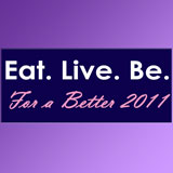 Eat. Live. Be. Reboot: Reflecting