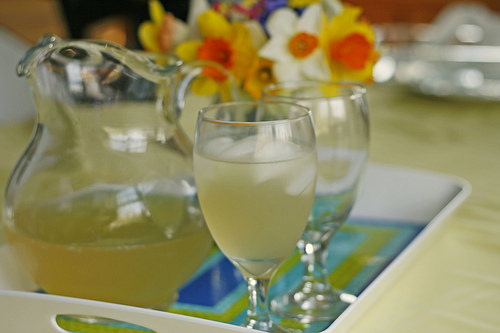 Easy Homemade Lemon-Limeade Recipe