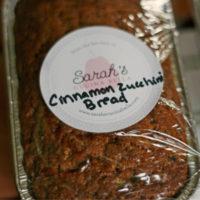 Cinnamon Zucchini Bread Mini-Loaves