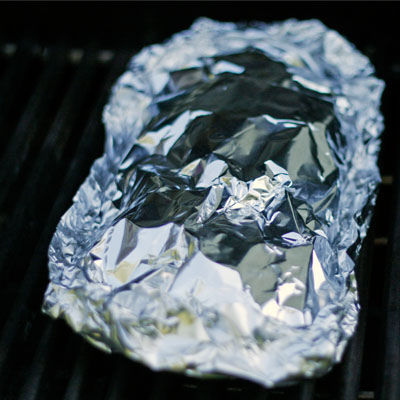 Foil packet Herbed Grilled Red Potatoes Recipe