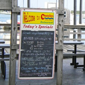 Connecticut Eats: Costello's Clam Shack