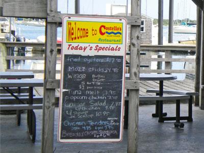 Connecticut Eats: Costello's Clam Shack