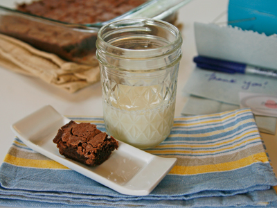 Agnes' Fudgy Brownies