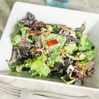 Loaded Caesar Salad