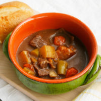 Slow Cooker Beef and Veggie Stew