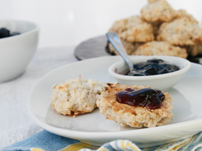 Oatmeal Coconut Macaroons