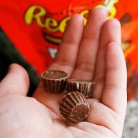 mini peanut butter cups