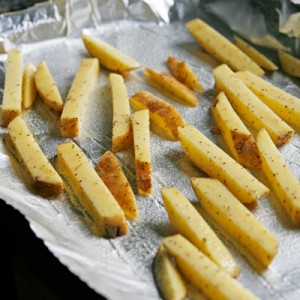 oven fries ready to bake