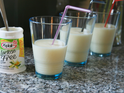 Chilled Tropical Smoothie - Sarah's Cucina Bella