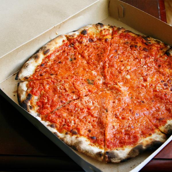 Pepe's Original Tomato Pie