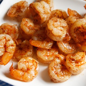 five spice shrimp