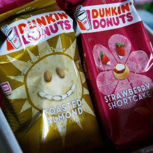 Dunkin Donuts Seasonal Coffee Flavors
