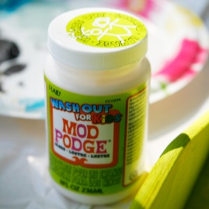 mod podge for kids