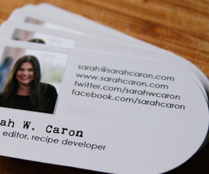 Business of Blogging: Business Cards