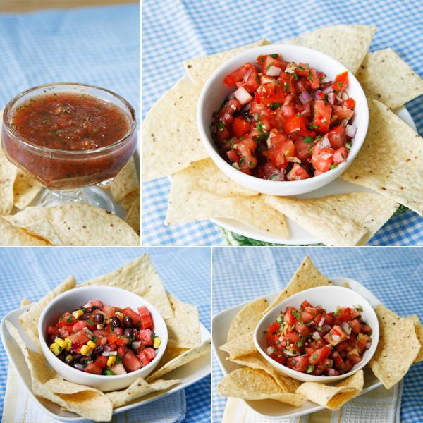 Hot, Hotter, Hottest Salsa