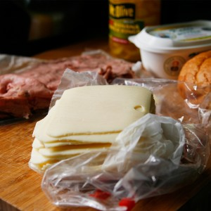 sandwich ingredients