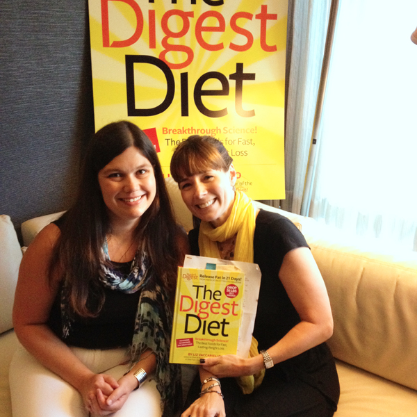 A Chat with Liz Vaccariello about The Digest Diet