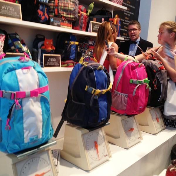 lands end backpacks 2012